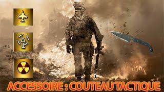 MW2 NUKE AVEC TOUTES LES ARMES ÉPISODE 44 : LE COUTEAU TACTIQUE