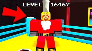 ROBLOX WRESTLING SIMULATOR *15,000 ROBUX GONE!*