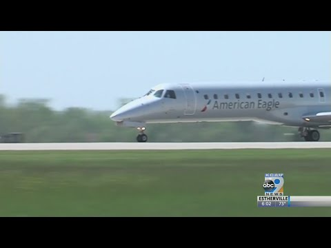 Sioux Gateway Airport Looks To Expand To West