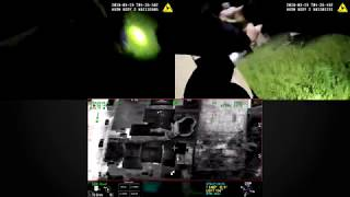 The Shooting of Stephon Clark | Three angles synced