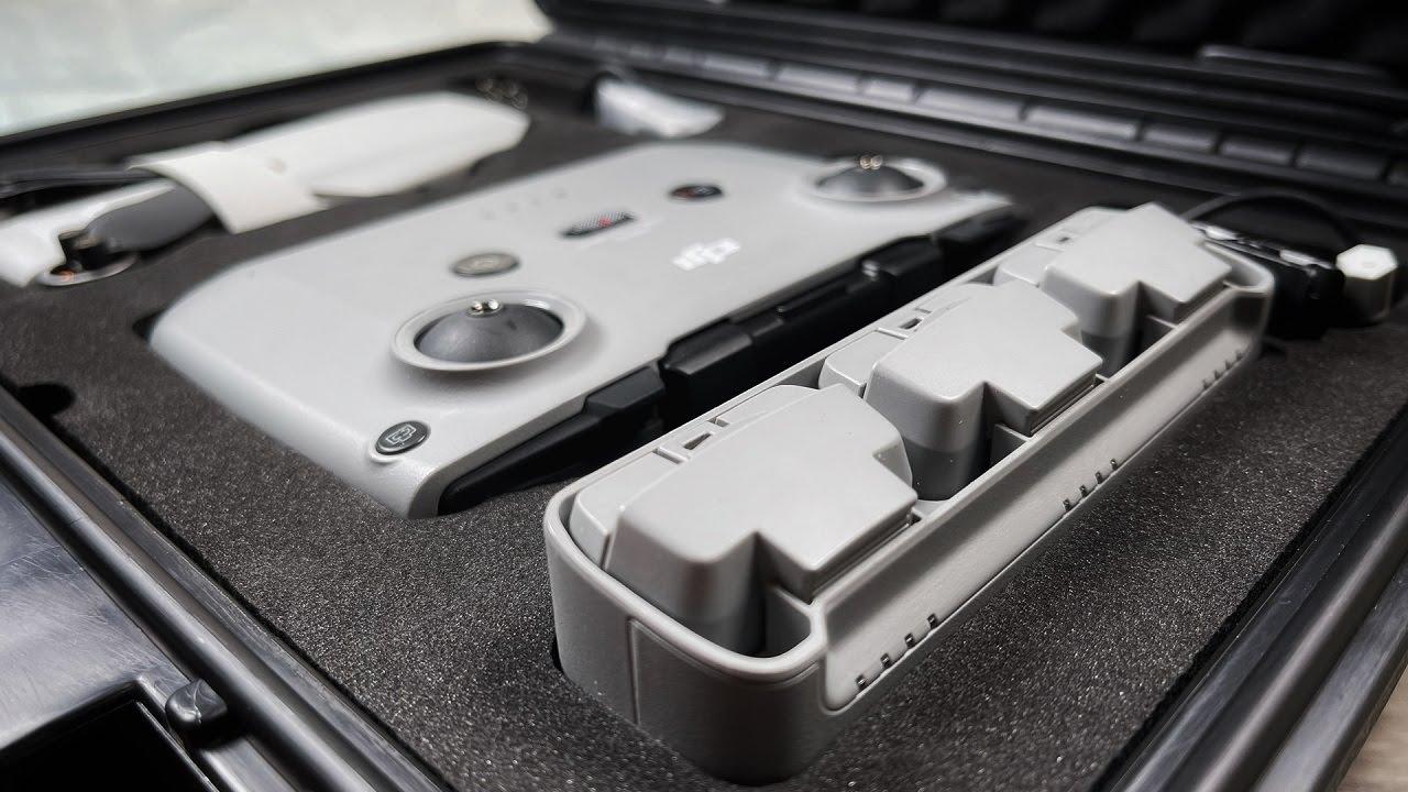 DJI Mini 2 Waterproof Hard Case from Lykus