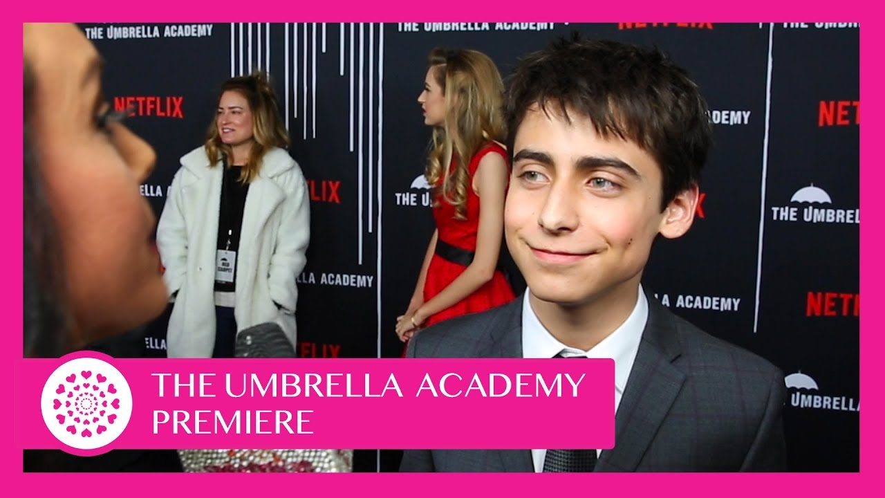 Netflix's 'The Umbrella Academy' Cast Reveals Season 1 Secrets