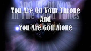 You Are God Alone Lyrics by VBCRealLyrics