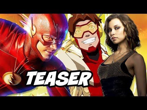 The Flash Season 5 Teaser Scenes and Arrow Season 7 Clues Breakdown
