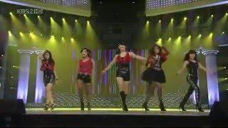 081230 Wonder Girls - Nobody (Techno Ver) ○ KBS 歌謠大祝祭 ♥