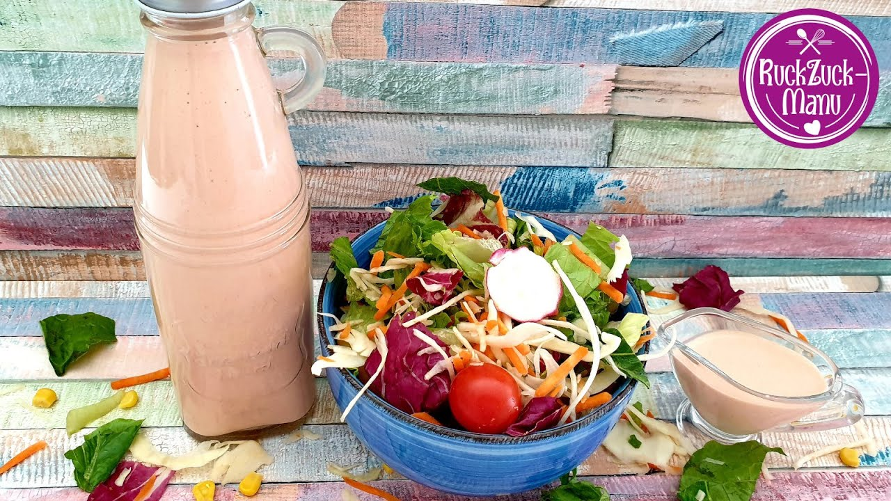 Meeeggaa leckeres Salat Dressing  Thermomix® TM5/TM6