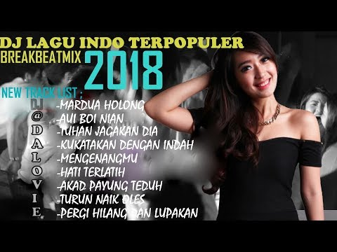 DJ MARDUA HOLONG VS HATI TERLATIH  REMIX INDO PALING TERPOPULER 2018 (( FULL BASS MANTAP JIWA ))