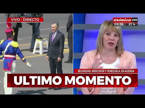 Macri ya está en Brasil para juntarse con Bolsonaro