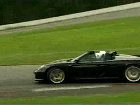 Motorweek Video of the 2005 Porsche Carrera GT