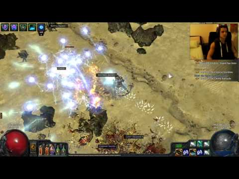 Poe Puncture Build Scion