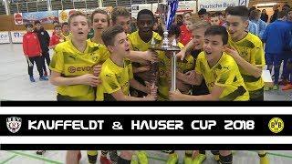 Borussia Dortmund BVB vs. SSV Reutlingen I Finalspiel beim U13 Kauffeldt und Hauser Cup 2018