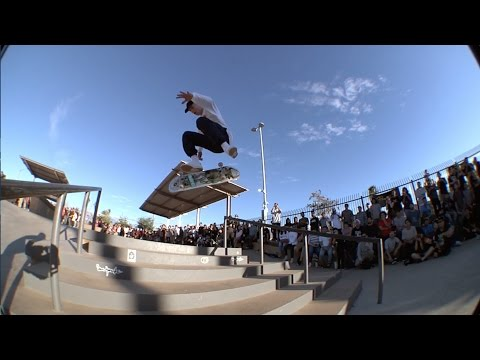 Diego Najera Homecoming | Primitive Skate El Centro Demo