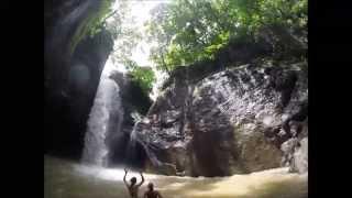 GoPro Travel Adventures - Las Cascadas de Tamanique, El Salvador