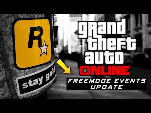 GTA Online - Rockstar Removing / Changing a Bunch of Modes! Hinting Toward New DLC?