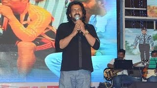 Kannada Super Star Upendra Thanks Trivikram at S/O Satyamurthy Audio Launch Video
