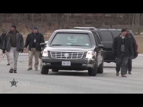 Secret Service Inauguration Exercise 2017