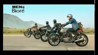 Men's Biore: Ride Along