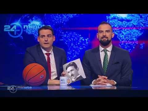 Ivan Šarić - 24 minuta sa Zoranom Kesićem - 98. epizoda (17. decembar 2016.)
