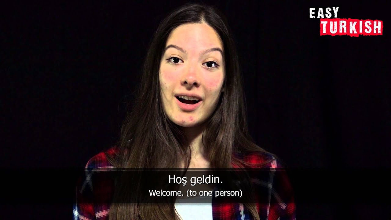 10 Phrases To Greet Somebody In Turkish Easy Turkish Basic Phrases