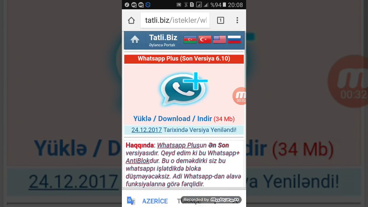 iphone whatsapp mesaj önizleme