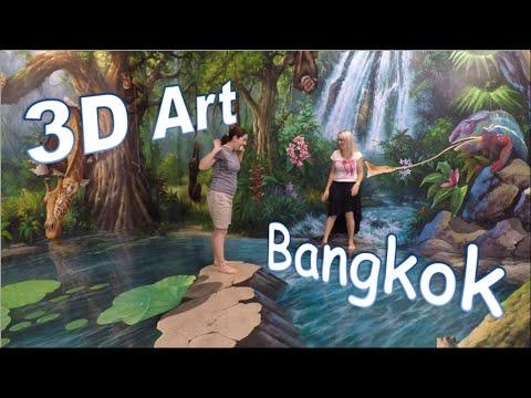3D Art in Paradise Museum Bangkok
