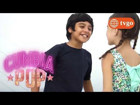 ¡Jonathan, Richie y Andrea se conocen por primera vez! - Cumbia pop 02/01/2018