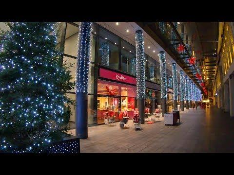 Christmas Walking London ✨ City Of London's Royal Exchange To Leadenhall & Spitalfields Markets