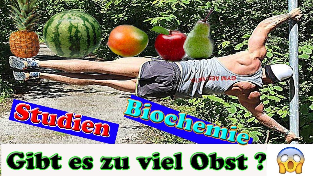 Wie viel Obst/Früchte ist zu viel?Fruktoseintoleranz | Fruktosetabelle| Ist der Mensch Frutarier?