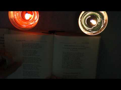 English Poetry 1 - ASMR