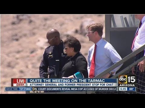 LYNCH EMAILS JUST LEAKED FROM TARMAC MEETING WITH BILL CLINTON!  JAMES COMEY LIED UNDER OATH!