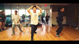 SZA The Weeknd Travis Scott Power Is Power Luis Anzualda Choreography NBHD Director DFC HQ