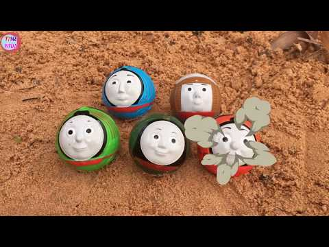 Thomas and Friends Toy Trains Episode1!