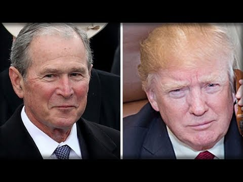 FORMER BUSH ATTORNEY COMES FORWARD WITH MAJOR ANNOUNCEMENT ABOUT TRUMP 'IMPEACHABLE'