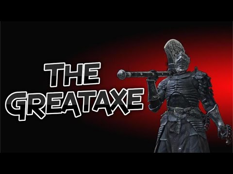 Dark Souls 3: The Greataxe (Weapon Showcase Ep.42)