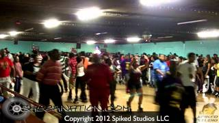 Skills on Wheels 2012 at Skate King in St Louis, MO compilation