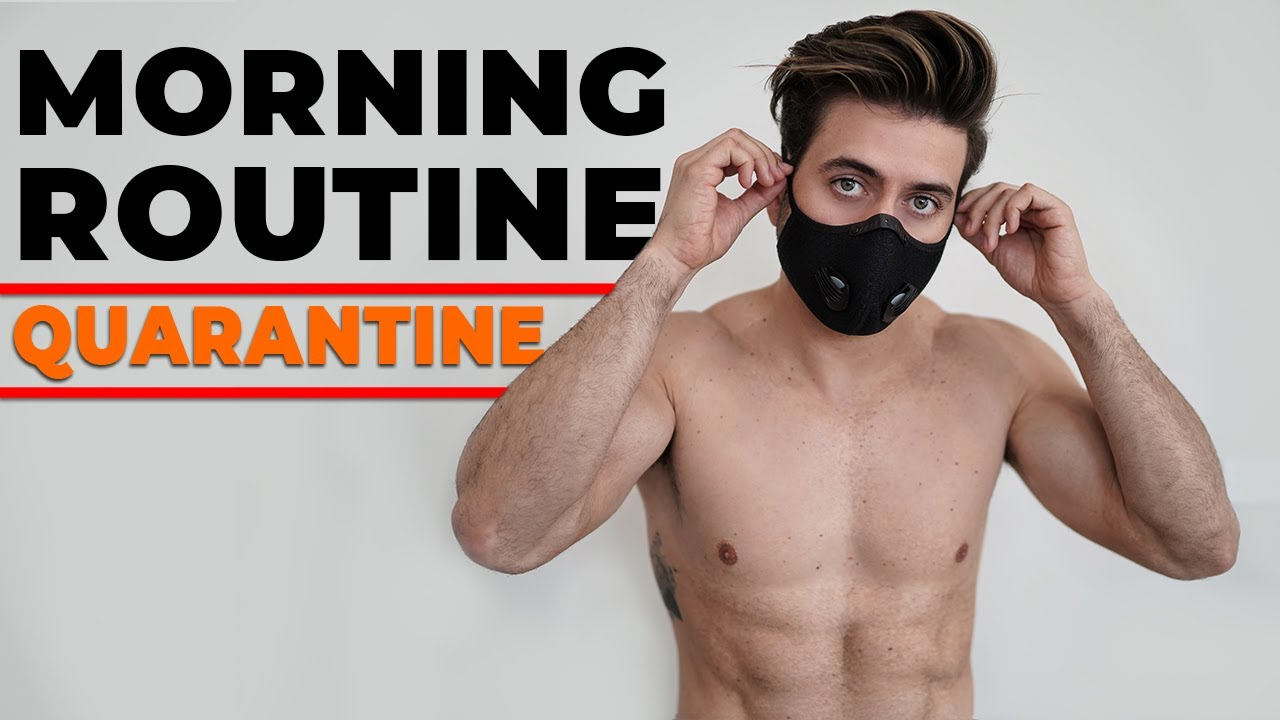 MY MORNING ROUTINE During Coronavirus Quarantine | Alex Costa