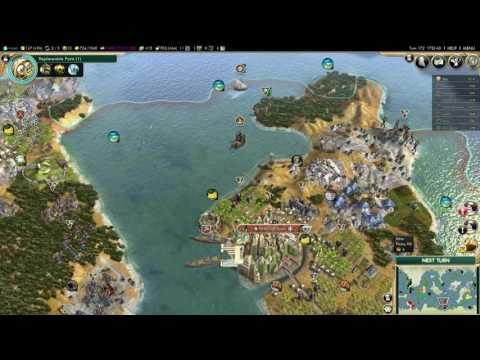 Civilizations V Aztec Montezuma Episode 08