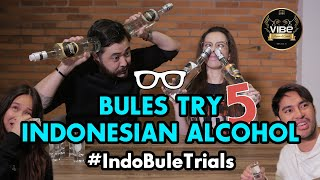 Download lagu #IndoBuleTrials: Bules Try Indonesian Alcohol 5