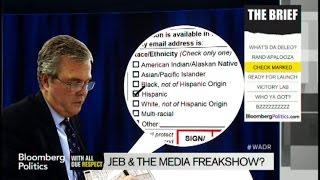 Jeb Bush Is Not Immune From Media Freakshow: John Heilemann