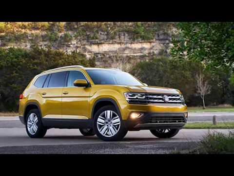 New Volkswagen Atlas 2018 Road Test & In Depth Review