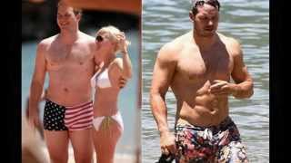 Top 5 Celebrity Fitness Body Transformation