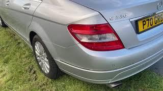 Mercedes c-class 220cdi