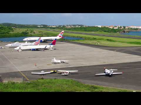 Airport Timelapse