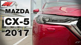 Mazda CX-5 2017 тест-драйв и обзор