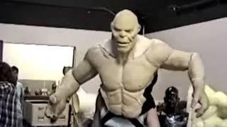Animatronic Goro suit used in Mortal Kombat (1995)