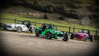 2016 caterham seven 270 360 and 420 new models