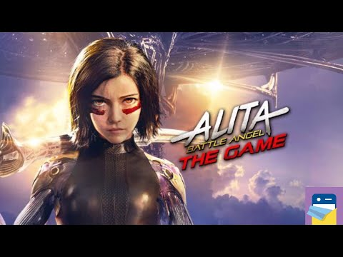 Alita: Battle Angel – The Game: iOS / Android Gameplay Walkthrough Part 1 (by Allstar Games)