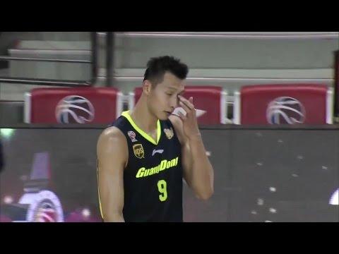 易建联 (Yi Jianlian) 48 Pts 11 Rebs 6 Stls Full Highlights vs 九台农商银行 (13.01.16) 易帝轻松打!