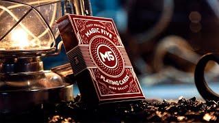 "КОЛОДА КАРТ ""Magic Five Playing Cards"" |  ПРЕДЗАКАЗ"