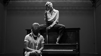 PETER + LEAH OF JULY TALK - mirrored heart (FKA TWIGS COVER)